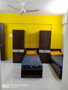 Bedroom Image of PG For Boys in Wagholi
