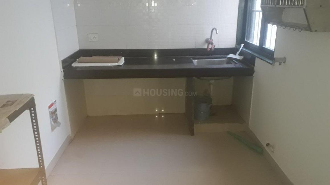 Kitchen Image of 700 Sq.ft 1 BHK Apartment for rent in Mohammed Wadi for 12500