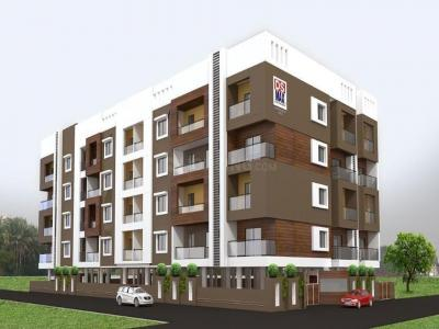 Gallery Cover Image of 1575 Sq.ft 3 BHK Apartment for buy in DS Max Santhrupthi Nest, Annapurneshwari Nagar for 7500000