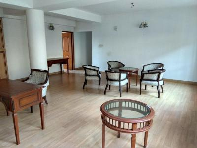 Gallery Cover Image of 3150 Sq.ft 4 BHK Apartment for rent in Park Street Area for 125000