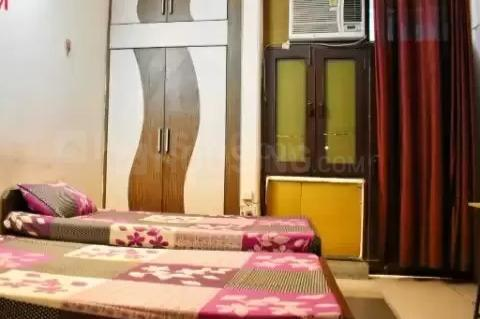 Bedroom Image of Roomsoom Girls PG in Sector 14