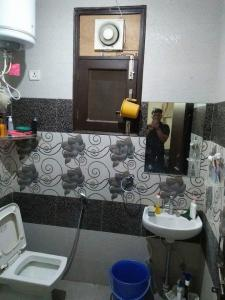 Bathroom Image of Jai Dada PG in Sector 38
