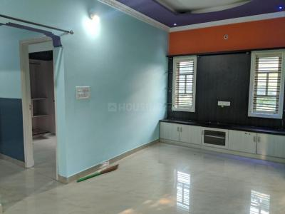 Gallery Cover Image of 950 Sq.ft 2 BHK Independent Floor for rent in RR Nagar for 13000