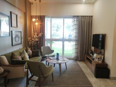 Gallery Cover Image of 1200 Sq.ft 2 BHK Apartment for buy in Mulund West for 23900000