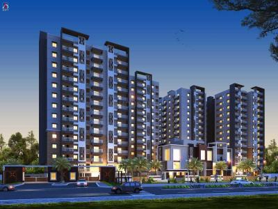 Gallery Cover Image of 1261 Sq.ft 2 BHK Apartment for buy in Kukatpally for 6809400