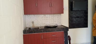Gallery Cover Image of 700 Sq.ft 1 BHK Apartment for rent in Hitech City for 16000
