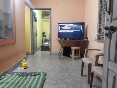 Gallery Cover Image of 550 Sq.ft 1 BHK Independent Floor for rent in Domlur Layout for 11000