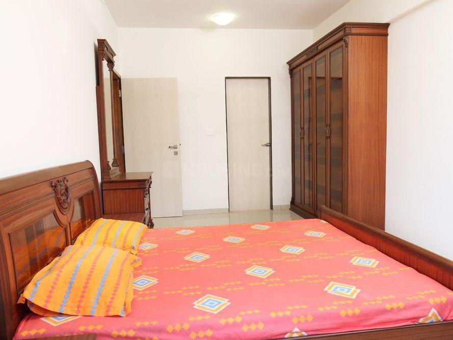 Bedroom Image of 1368 Sq.ft 3 BHK Apartment for rent in Kanjurmarg East for 68000