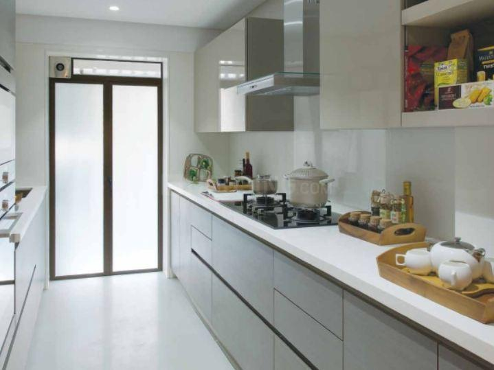 Kitchen Image of 2200 Sq.ft 4 BHK Apartment for buy in Bandra East for 75000000