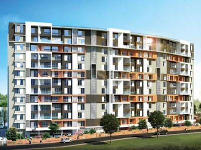 Gallery Cover Image of 644 Sq.ft 2 BHK Apartment for buy in Rohan Prithvii, Ghatkopar West for 16700000