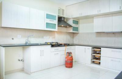 Kitchen Image of 4 Bhk In Ukn Esperanza in Whitefield
