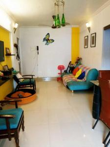 Gallery Cover Image of 600 Sq.ft 1 BHK Apartment for rent in Andheri East for 35000