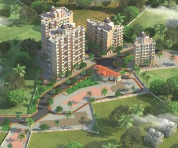 Gallery Cover Image of 918 Sq.ft 1 BHK Apartment for buy in Ambernath West for 3900000