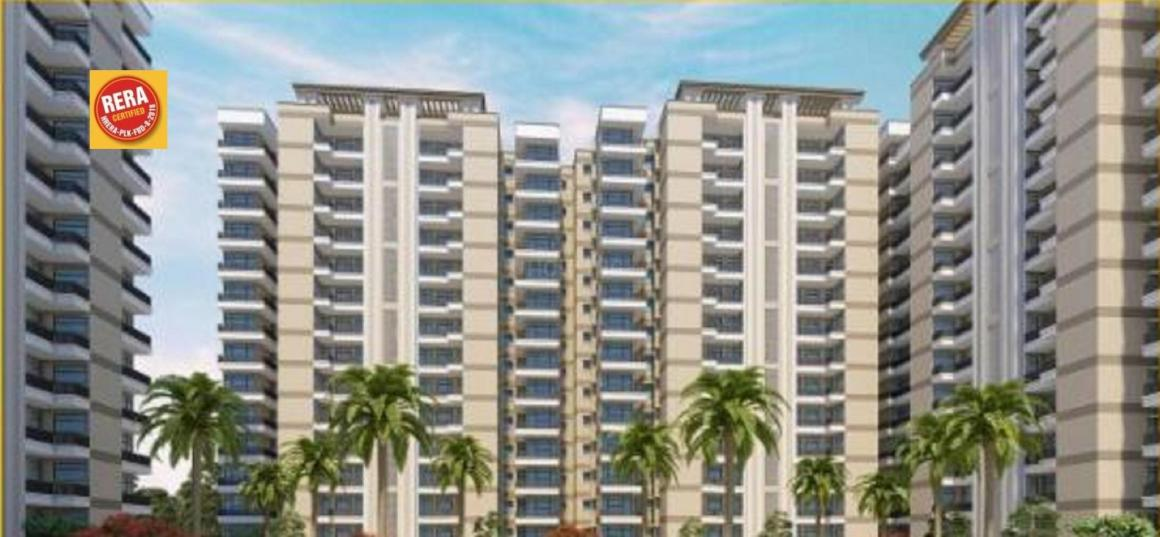 Building Image of 1100 Sq.ft 3 BHK Apartment for buy in Sector 75 for 2611000