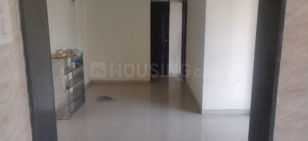 Hall Image of 951 Sq.ft 2 BHK Apartment for buy in K W Rose Garden, Panvel for 6000000