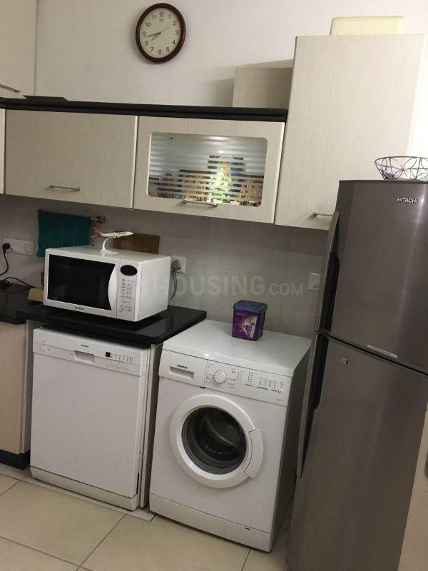 Kitchen Image of 1850 Sq.ft 3 BHK Apartment for rent in Porur for 30000