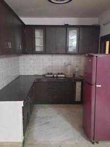 Gallery Cover Image of 900 Sq.ft 3 BHK Independent Floor for rent in Dwarka Mor for 17000