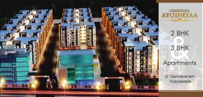 Gallery Cover Image of 1600 Sq.ft 3 BHK Apartment for buy in Gannavaram for 5600000