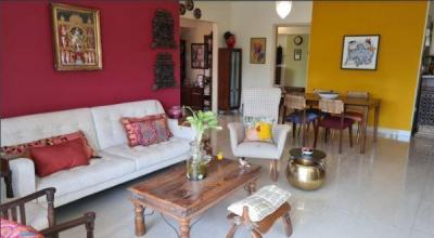Gallery Cover Image of 950 Sq.ft 2 BHK Apartment for rent in Bandra West for 150000