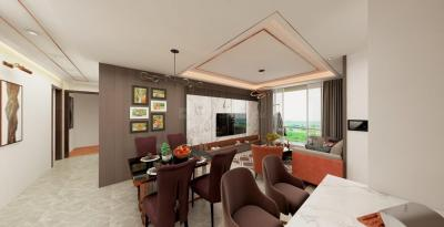 Gallery Cover Image of 1349 Sq.ft 3 BHK Apartment for buy in Aliens Space Station Township, Tellapur for 10212974