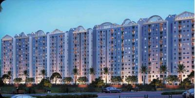 Gallery Cover Image of 566 Sq.ft 1 BHK Apartment for buy in Mahindra World City for 2418722