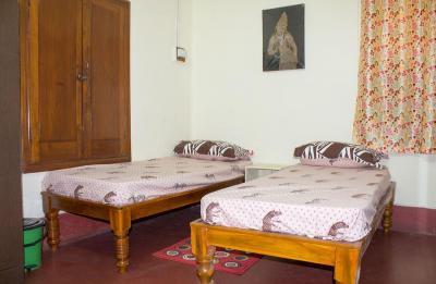 Bedroom Image of Padmavathi Nest in Malleswaram