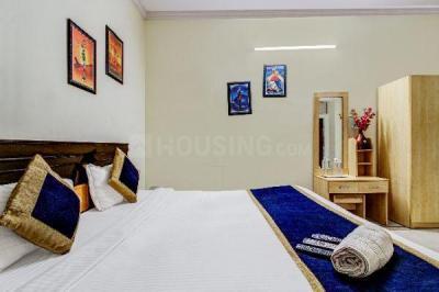 Bedroom Image of Nirmalvilla Service Apartments in Begumpet