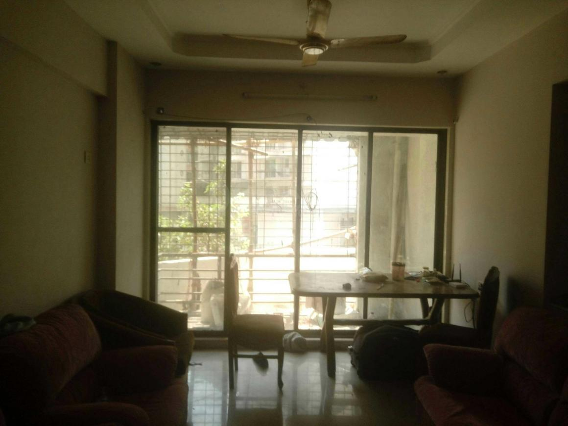 Living Room Image of 1395 Sq.ft 3 BHK Apartment for buy in Kharghar for 12200000