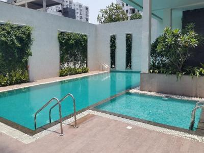 Gallery Cover Image of 1680 Sq.ft 3 BHK Apartment for rent in Mantri Glades, Kaikondrahalli for 40000