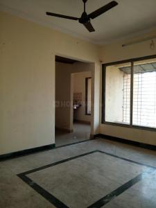 Gallery Cover Image of 695 Sq.ft 1 BHK Apartment for rent in Airoli for 18000