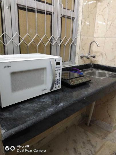 Kitchen Image of Welcome To Radhe PG in Lajpat Nagar