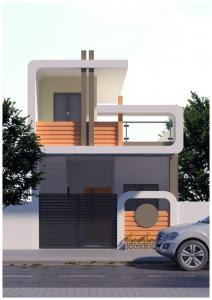 Gallery Cover Image of 1100 Sq.ft 3 BHK Independent House for buy in Paharia for 5500000