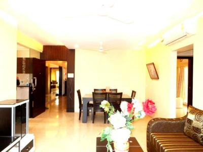 Gallery Cover Image of 1100 Sq.ft 2 BHK Apartment for rent in Khar West for 105000