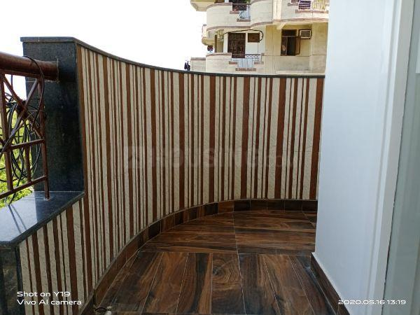 Balcony Image of Fully Furnished PG in Sector 11 Dwarka