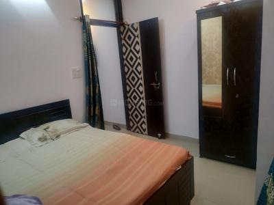 Bedroom Image of Girls PG Accomadation Single Room Without Meal in Malviya Nagar