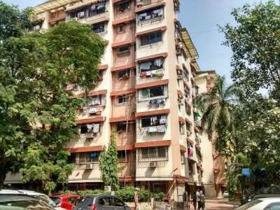 Gallery Cover Image of 600 Sq.ft 1 BHK Apartment for buy in Lok Shilp, Vashi for 10000000