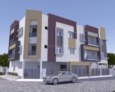 Gallery Cover Image of 866 Sq.ft 2 BHK Apartment for buy in Mannivakkam for 3500000