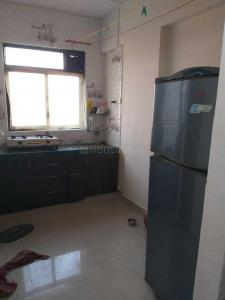 Gallery Cover Image of 350 Sq.ft 1 RK Apartment for rent in Airoli for 12000