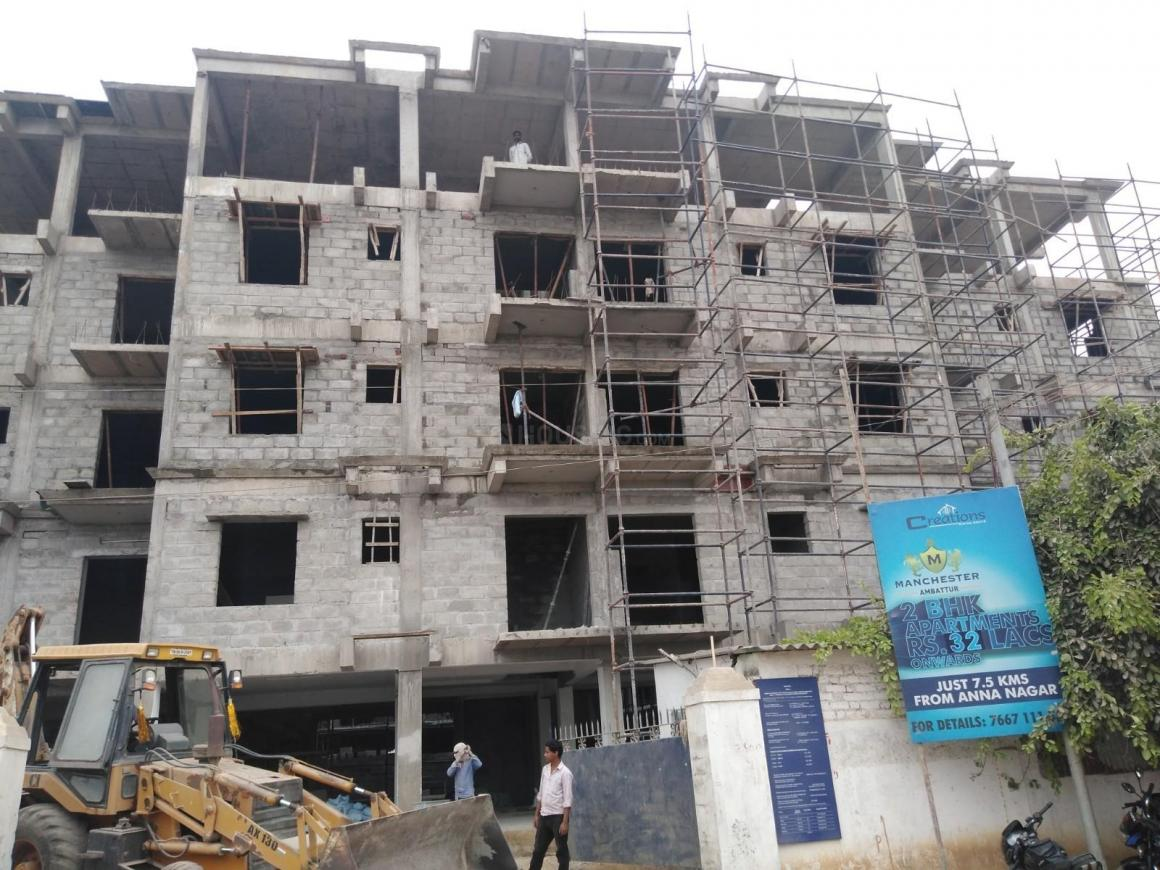 Building Image of 641 Sq.ft 2 BHK Apartment for buy in Ambattur for 4217428