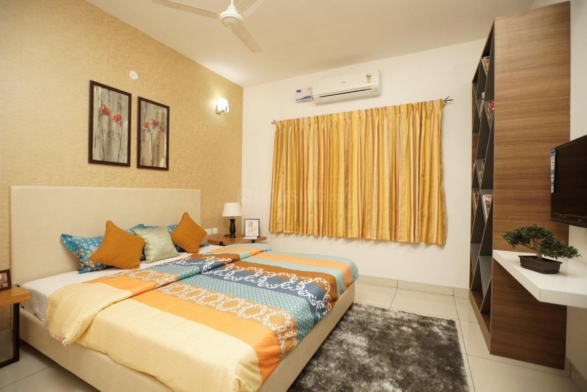 Bedroom Image of 2000 Sq.ft 3 BHK Villa for buy in Kalapatti for 11000000