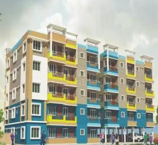 Gallery Cover Image of 464 Sq.ft 1 BHK Apartment for buy in Andul for 1183200