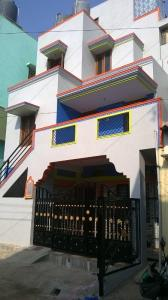 Gallery Cover Image of 800 Sq.ft 1 BHK Independent House for rent in Yeshwanthpur for 8500