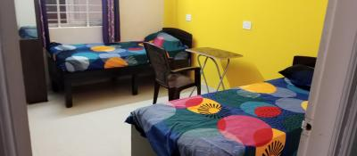 Bedroom Image of Ssd Delight PG For Gents in Kadubeesanahalli