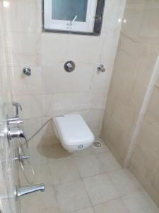 भांडूप वेस्ट में ऑक्सोटेल पेइंग गेस्ट के बाथरूम की तस्वीर