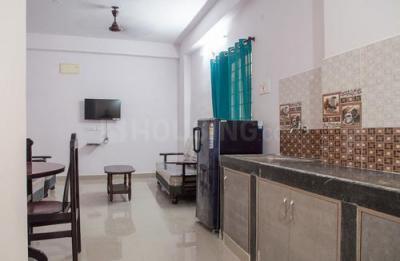 Balcony Image of Rajitha Residency 205 in Gowlidody
