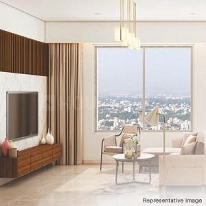Gallery Cover Image of 1000 Sq.ft 2 BHK Apartment for buy in Rachana Eternia, Baner for 6800000