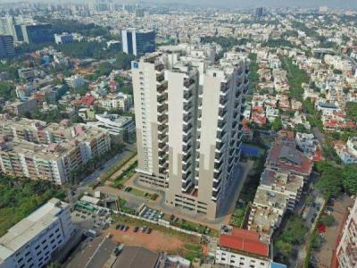 Gallery Cover Image of 2455 Sq.ft 3 BHK Apartment for buy in Vaishnavi Terraces, JP Nagar for 24500000