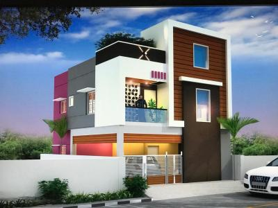 Gallery Cover Image of 1600 Sq.ft 3 BHK Independent House for buy in Perungalathur for 7500000
