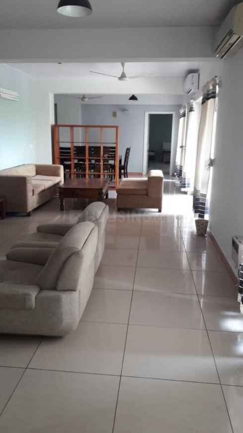 Living Room Image of 3650 Sq.ft 4 BHK Apartment for rent in DLF Phase 1 for 115000