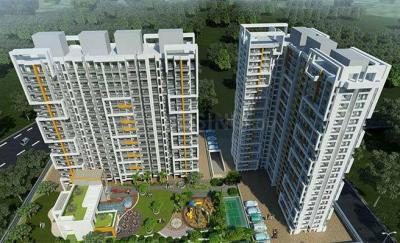 Gallery Cover Image of 705 Sq.ft 1 BHK Apartment for buy in Mira Road East for 5498000